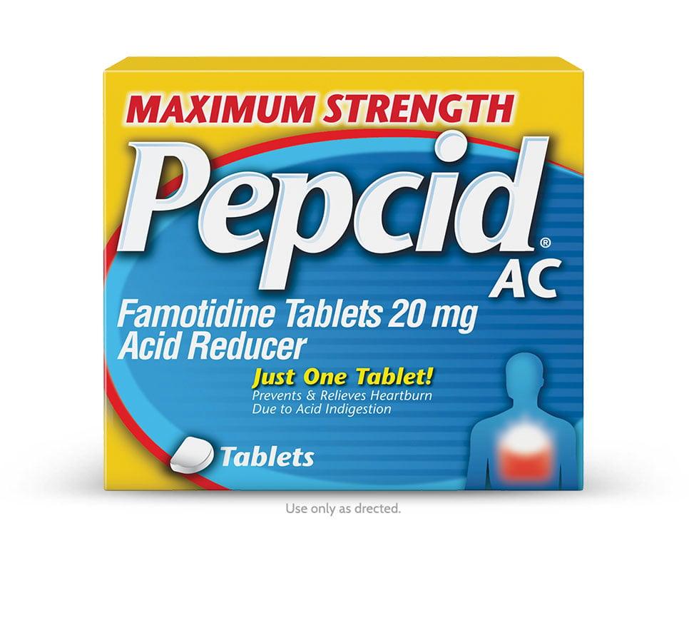 Maximum Strength PEPCID AC® | PEPCID®