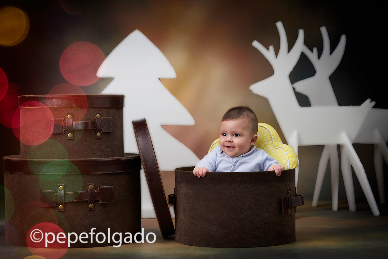 fotos de navidad, fotos de niños en navidad