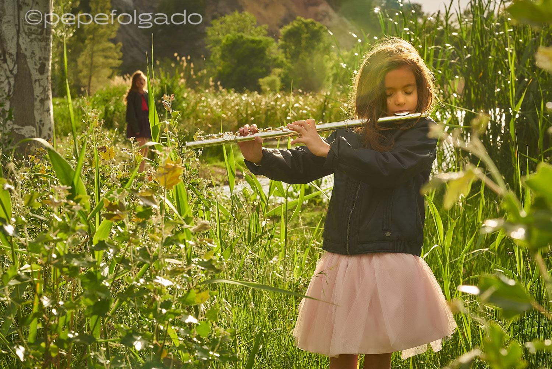 fotos comunion, fotos niños, fotos de exteriores de niños, fotos artísticas