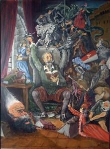 Delirios de Don Quijote