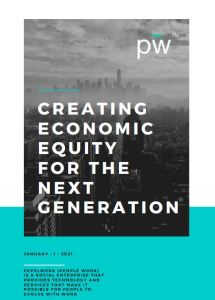 Make economic equity possible
