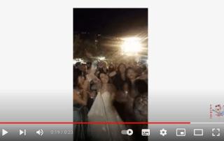 Animazione e ballo per matrimonio