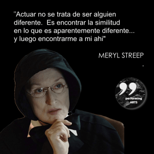 QUOTE MERRYL STREEP