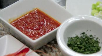 tomate y perejil