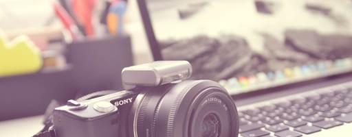 Organiza tus fotografías y algo más