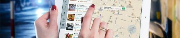 Mapa o dispositivo móvil, ¿qué prefieres?