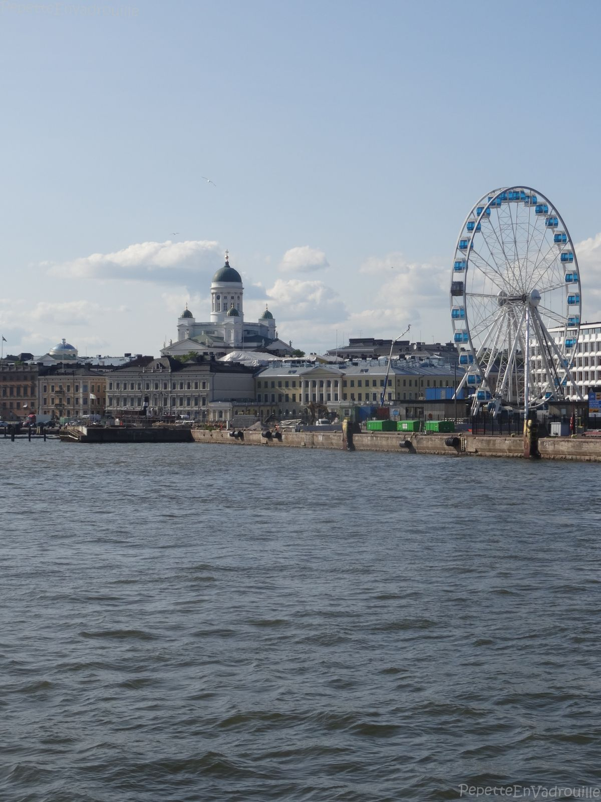 Helsinki branchement 2014 meilleur tour
