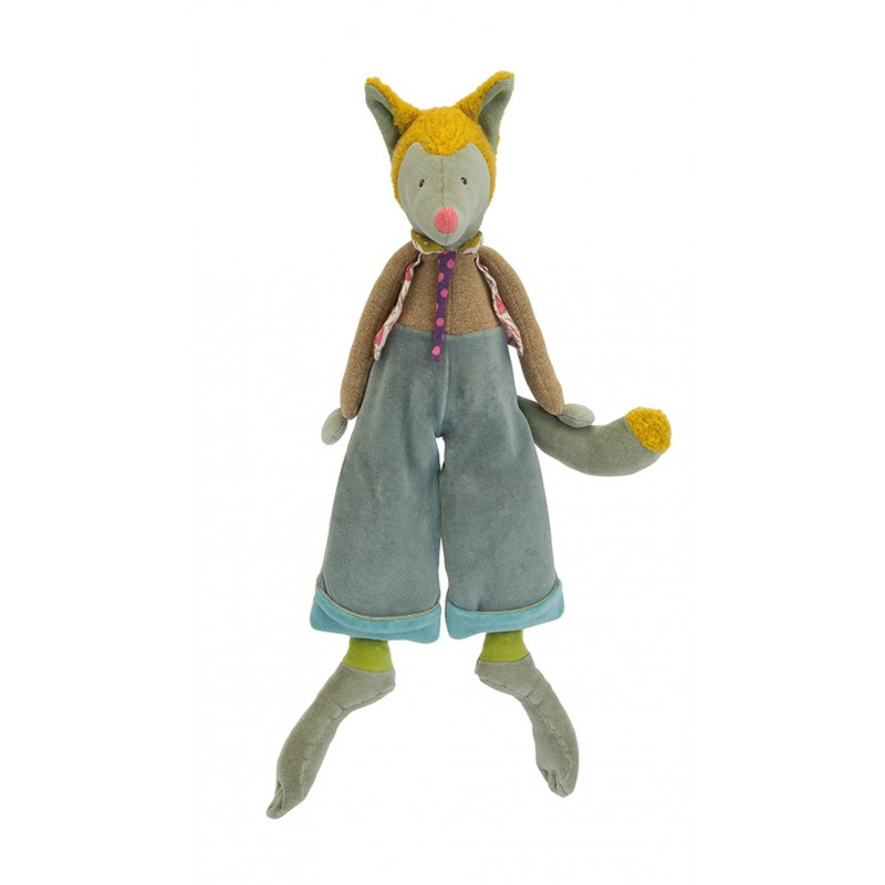 Simple Moulin Roty Loulou Le Loup Les Tartempois Moulin