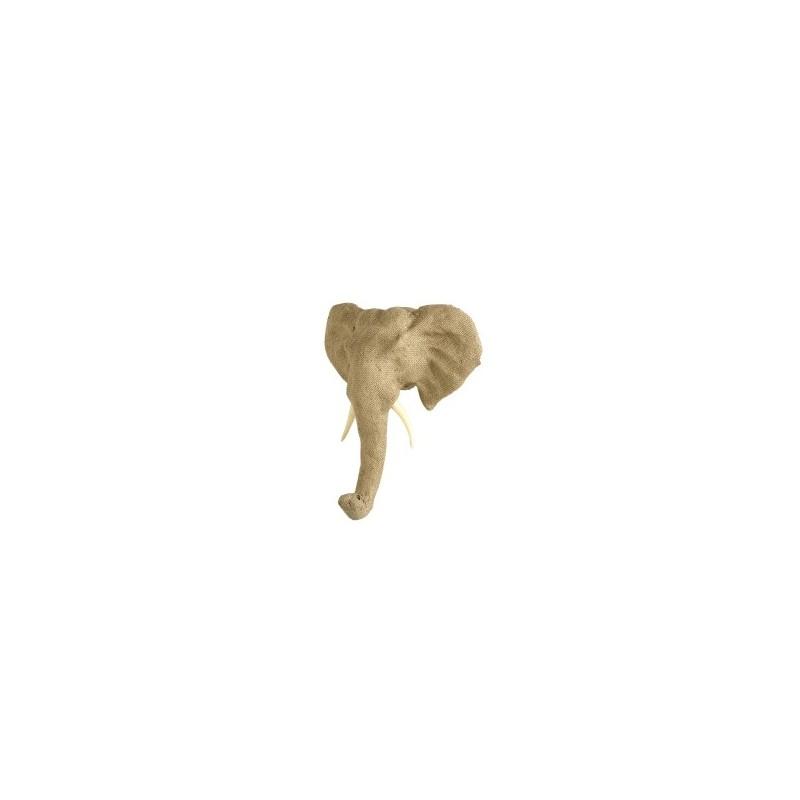 Ttes Danimaux Dcoratives Tte Danimal Elephant Quax