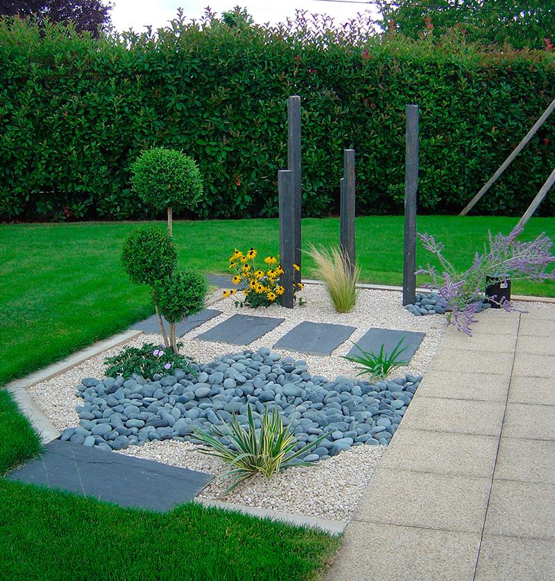 Vgtaux minraux pour des jardins contemporains
