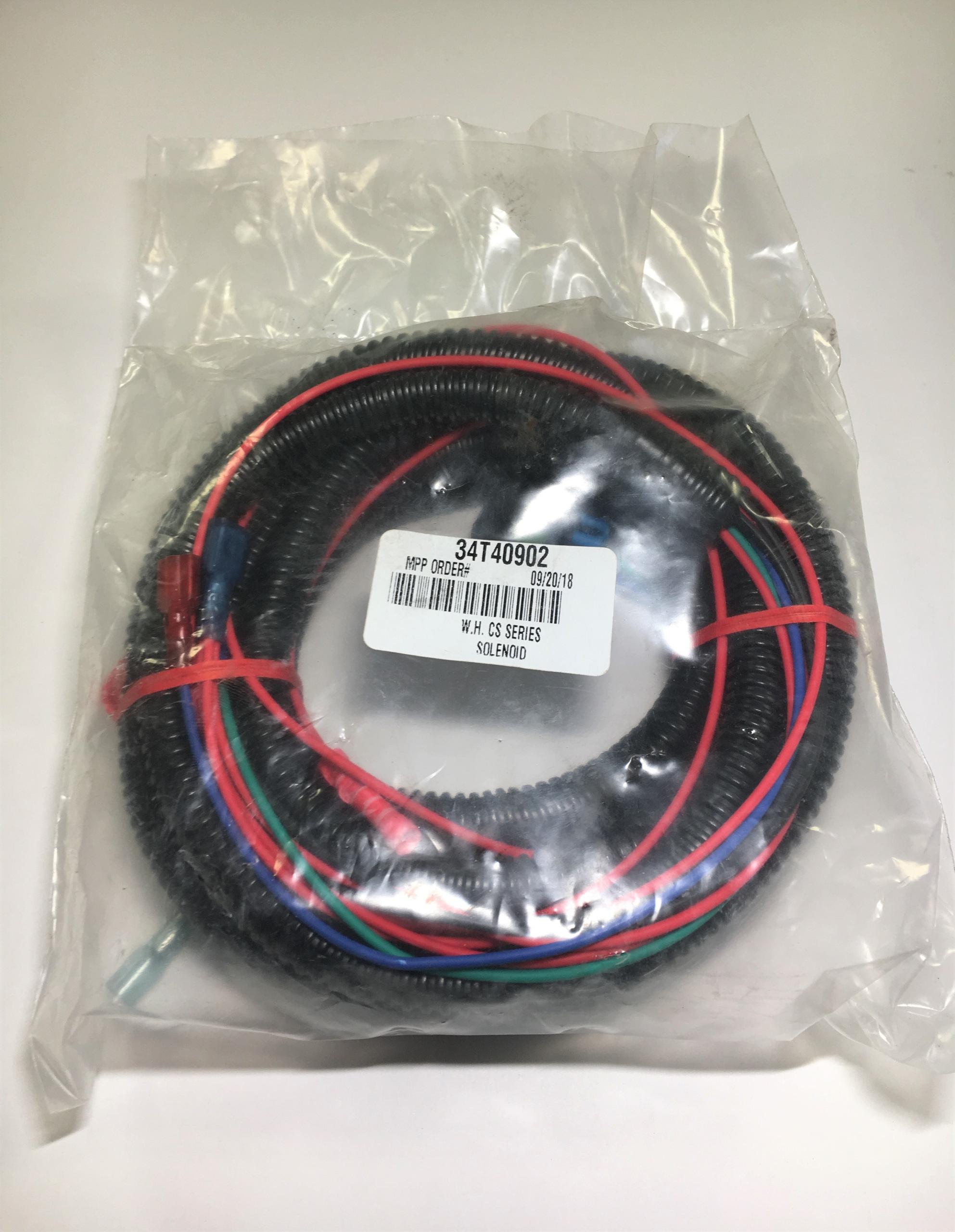 hight resolution of wiring harnes kit for peterbilt