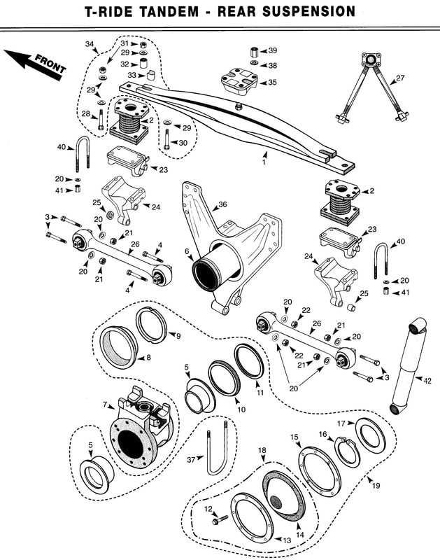 VOLVO SUSPENSION SCHEMATIC GUIDE