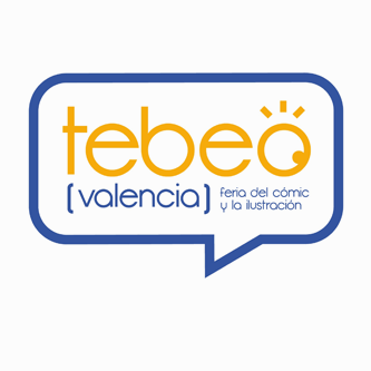 PRESENTACIÓN TEBEO VALENCIA | FERIA DEL CÓMIC Y LA ILUSTRACIÓN
