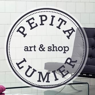 Inauguración<br/>Galeria de Ilustración<br/>Pepita Lumier