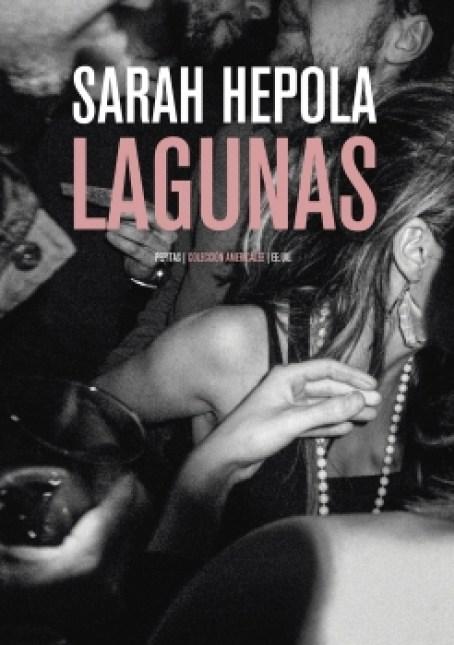 "Portada de ""Lagunas"" de Sarah Hepola (Pepitas de calabaza editorial)."
