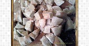 Seppangilangu Roast steps and procedures