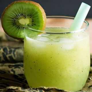 Fresh Kiwi Juice Recipe