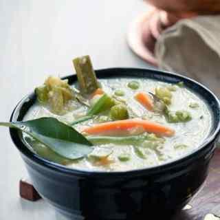 Avial Recipe – Vegetable Coconut Stew