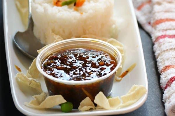 Puli Inji Recipe-Tangy Ginger Sauce