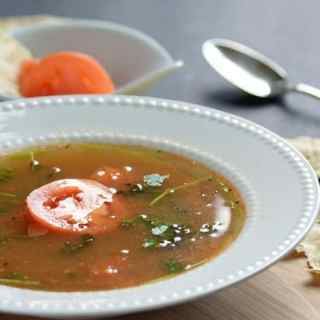 Tomato Rasam Recipe -Tomato Soup with Warm Spices