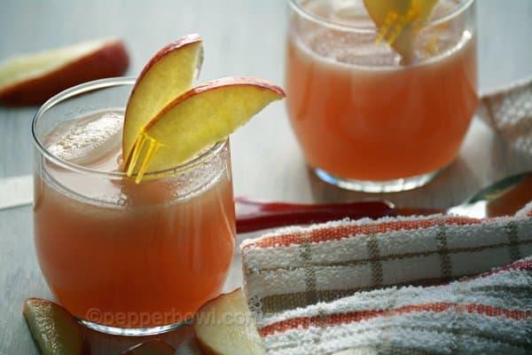 Homemade Apple Juice Recipe