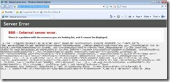 Conection error Web Console ActiveRoles