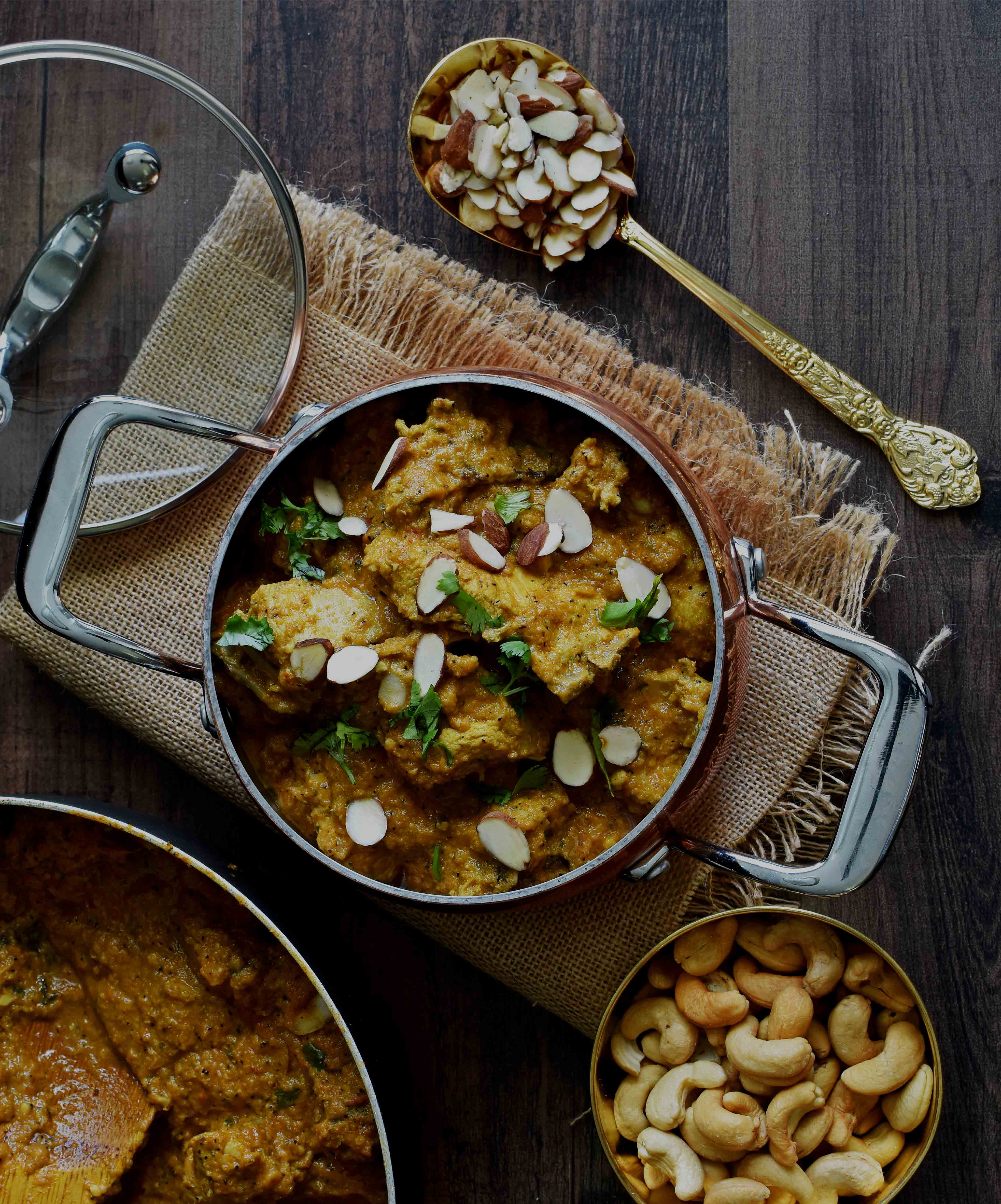 Mughlai chicken curry pepper delight forumfinder Choice Image