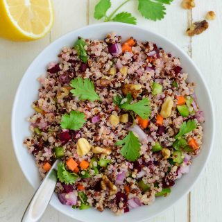 Quinoa Salad Bowl
