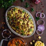 Kashmiri Pulao - Pepper Delight #pepperdelightblog #recipe #pulao #kashmiripulao #kashmiripulav #saffronrice #rice #vegeterian #holirecipe #indianrecipe #kashmirirecipe #party #festivals #ricepilaf #vegetablerice #indianfood