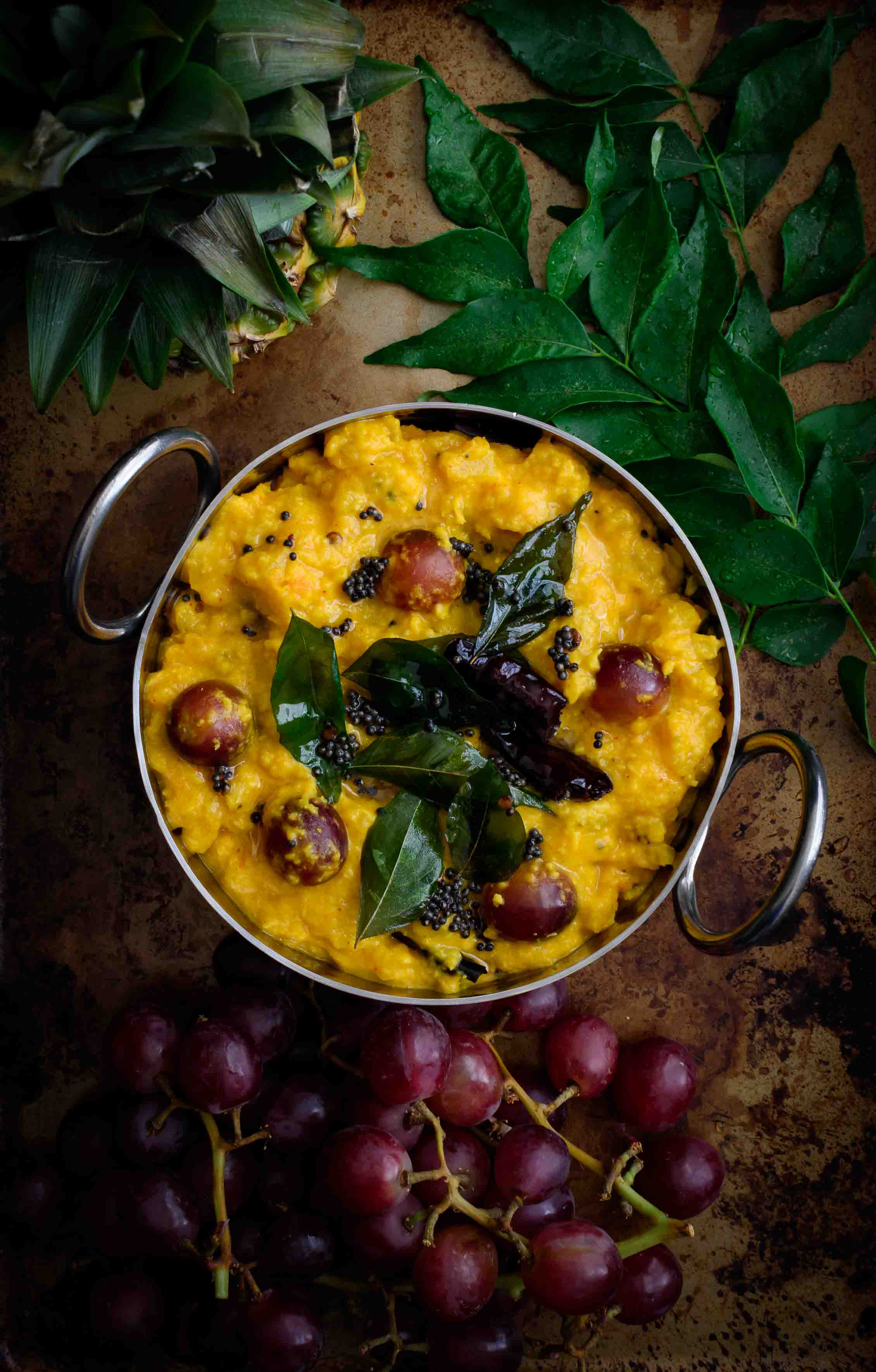 Madhura curry pineapple grapes curry pepper delight madhura curry pepper delight pepperdelightblog recipe madhuracurry pineapplecurry keralafood forumfinder Gallery