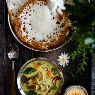 Kerala Mutton Stew- Pepper Delight #pepperdelightblog #recipe #muttonstew #keralamuttonstew #easter #christmas #keralarecipe #sidedish #appam #nadan #muttoncurry #keralafood #goatcurry #indianfood #curry #celebration