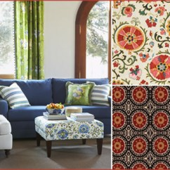 Living Room Fabrics Theaters Menu Favorite Fabric Oh Suzani Pepper Design Blog The