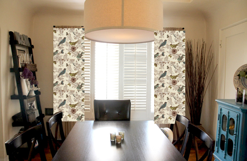 Modern Curtains Dining Room Best Dining Room