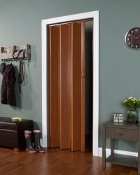 Accordion Folding Doors - Decorative Interior and Closet Doors