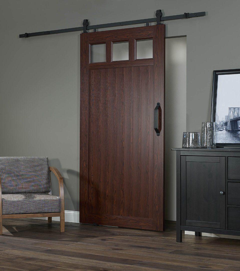 Millbrooke PVC Barn Door