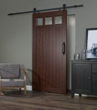 Millbrooke PVC Barn Door