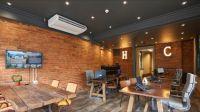 CONTEMPORARY OFFICE DECOR | Peppermill Interiors