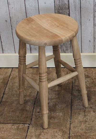 wooden kitchen stools gas range kicthen stool solid oak peppermill interiors