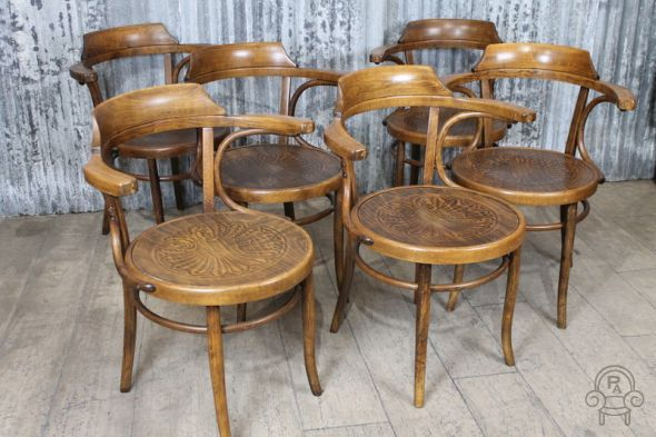 vintage bentwood chairs craigslist table and thonet carver chair dining
