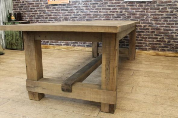 oak kitchen tables ikea remodel cost farmers table dining peppermill interiors