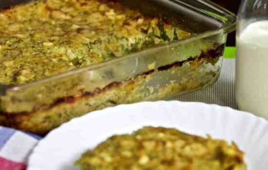 Zucchini Au Gratin from Julia Child's recipe