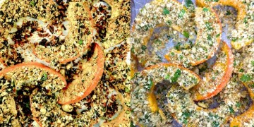 baked squash with herbs and parmesan-pepperonpizza.com