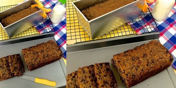 Step by step recipe for a rich Christmas Fruit Cake, to guide you from soaking the fruit to baking the cake, or baking without having pre-soaked the fruit.