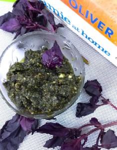Pesto Purple Basil