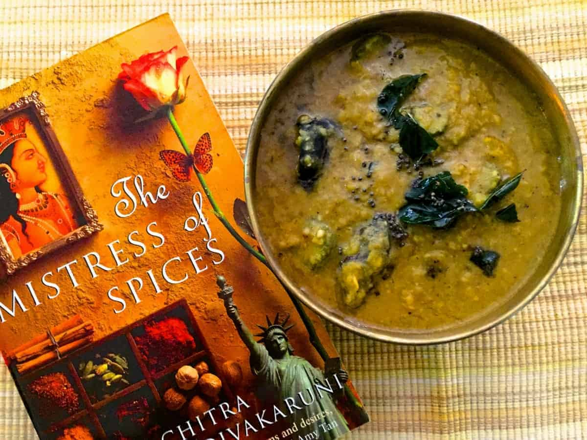 Goan Bitter Gourd Kokum Dal – Easy Indian Lentil and Gourd curry