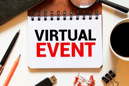 streaming virtual events