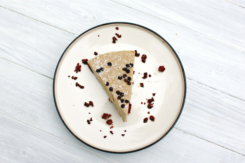 Raw Peanut Butter Cheesecake