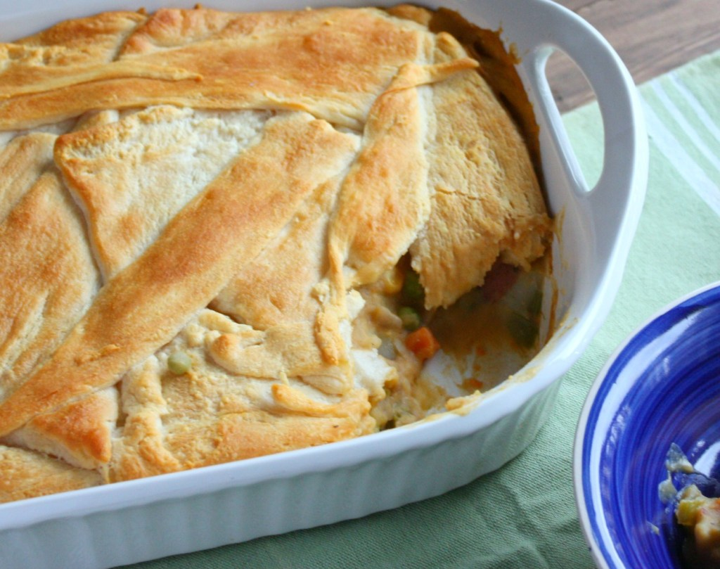 Classic Veggie Pot Pie