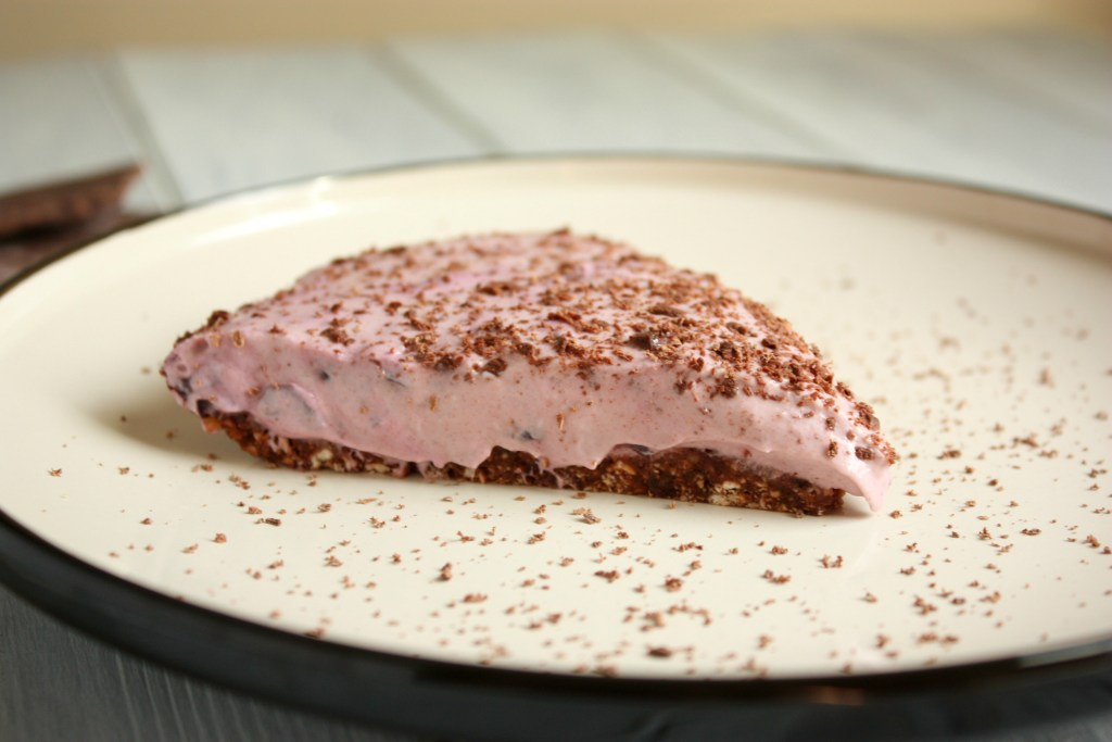 Cherry-Chocolate Cheesecake