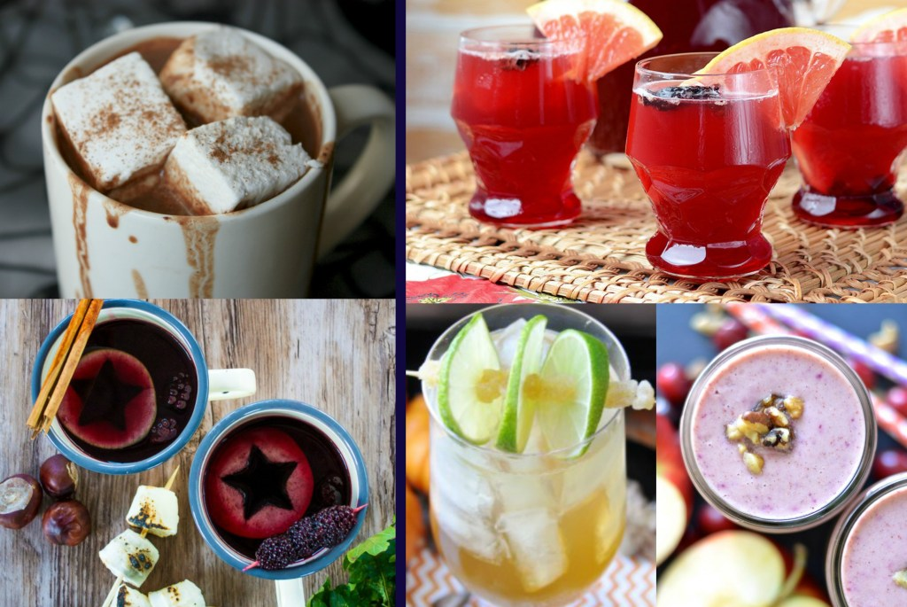 Snuggle Weather Drink Round-up